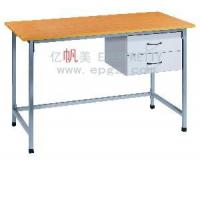 China Teacher Desk with 2-Drawer of School Furniture wholesale