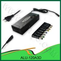 China AC 120W Universal Laptop Adapter for Home use ALU-120A3D wholesale