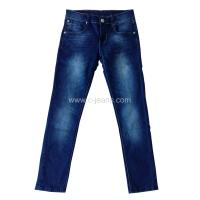 China Man's Stylish Blue Jeans wholesale