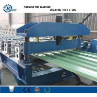 China 345MPa Metal Roofing Roll Forming Machine wholesale