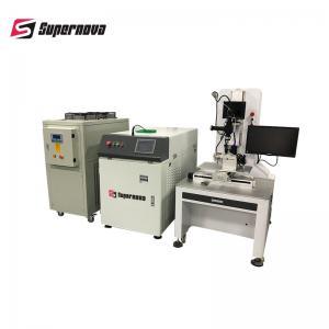 China Automatic Fiber Laser Welding Machine PLC Control System 75J Single Pulse Energy wholesale