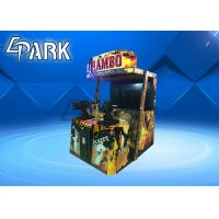 Buy cheap Indoor Adult Rambo 2 Shooting Arcade Machines Coin Operated Hardware Material from wholesalers