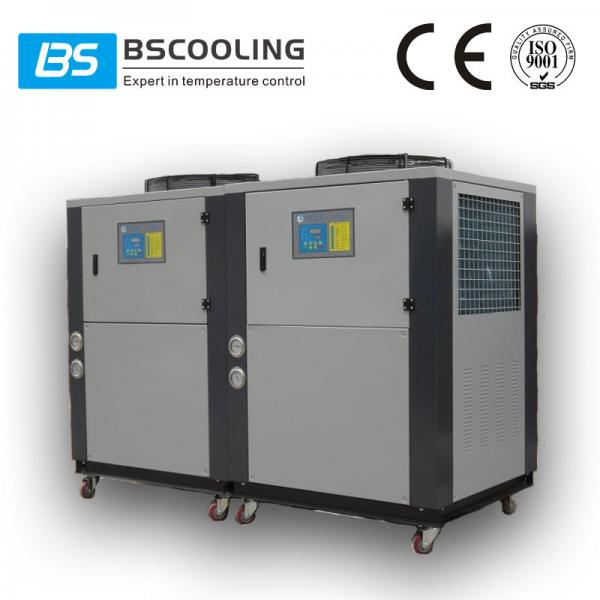 Quality 10HP Air cooled industrial Chiller for plastic vacuum forming machinery for sale