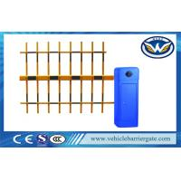 China 2.00mm Housing Electric Car Park Barriers For Car Parking Management on sale