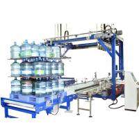China China Manufacturer Water Bottle Packaging Machine, 1100bph - 3600bph 5 Gallon Bottle Palletizer wholesale