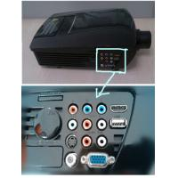China Economical new LED portable hometheater video game,DVD movie,TV ,computer projector wholesale