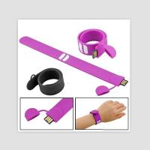 China Kongst wristband usb/new silicon bracelet usb flash drive wholesale