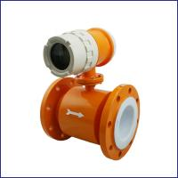 China Explosion-proof and leakproof  Electromagnetic water Flow Meter for Chemical Industry wholesale