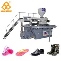 China Women Short - Height Boot Sandal Making Machine With 10/12/16/20/24/30 Stations wholesale