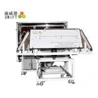 Buy cheap 4 Axes Robotic Full Auto Cable Tie Machine W2.5mm * L120mm Cable Tie Size from wholesalers