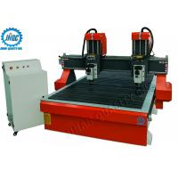 China Factory Price 4x8ft Wood CNC Router Machine For Sale At Low Price With 2 Heads wholesale