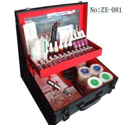 Makeup Kit With pu Bag