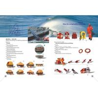 Lifejacket,lifebuoy,breathing apparatus,thermal protective aid,IMO sign,immersion suit,pilot rope ladder