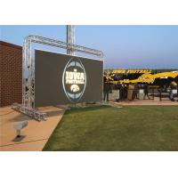 China HD Rental Outdoor LED Advertising Board Screen P6 For Stage Background wholesale