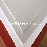 China Food Grade Soft Customized Latex Rubber Sheet Odorless Rubber Sheeting Roll on sale