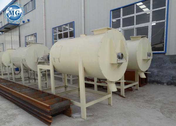 Quality MG Series Dry Mix Mortar Plant Concrete Double Shaft Electric Driven Type for sale