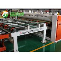 Fully Automatic Cutting Machine For PVC Laminated Gypsum Board Ceiling Tiles