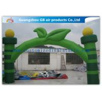 China 210D Oxford Cloth Custom Inflatable Arch for Outdoor Wedding Party on sale