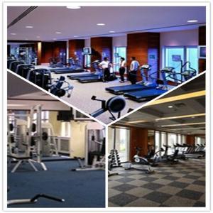 China Shenzhen GYM/Garage/Hospital/School Plastic PVC Interlocking Flooring Tiles on sale