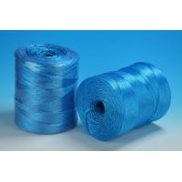 China 1 - 5 Mm 1 / 2 Strand Fibrillated Polypropylene Twisted Twine Rope For Agriculture wholesale