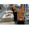 China Máquina del sistema del robot que empalieta automático, robot Palletiser con el sistema de ASI wholesale