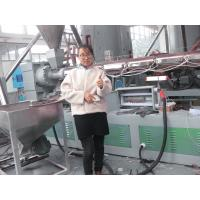 China Durable Industrial Recycling MachinesPET Strap Band Extruding Making Equipment on sale