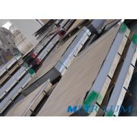 China Hastelloy C22 / C276 Cold Drawn / Cold Rolled Nickel Alloy Steel Strip ASTM B575 wholesale