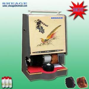 China Sensitive Shoe Polishing Machine SHE-G202 wholesale