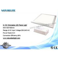 China 60 W Led Panel Dimmable LED Panel Lighting  Ceiling Mounted wholesale
