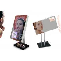 China Magic Commercial LCD Display Digital Signage Bathroom Mirror Display 1920 X 1080 With Sensor wholesale