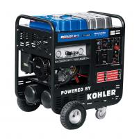 Buy cheap 200A 7KW Diesel Compressor Welder Generator DC Charger 115PSI Pressure from wholesalers