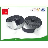 China 1 Inch Eco - Friendly Self Adhesive Hook and Loop Tape 25 meters per roll wholesale