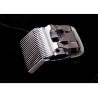 Long Cutting Length Thick Hair Clipper Blades Trimmer With Full Teeth