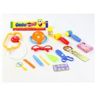 China Kids Ophthalmologist Role Play Doctors Kit , Little Doctor Kit Pretend Play Set wholesale