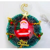 China USB LED Mini color change wreath with suction function wholesale
