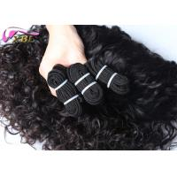 China Dropship Factory Supply Extension Peruvian Virgin Hair Sew In Weave Italian Curl wholesale