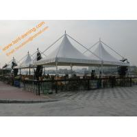 China Gala Tent, Steel or Aluminum 6x6m UV Resistance Tent  for  Party Event wholesale