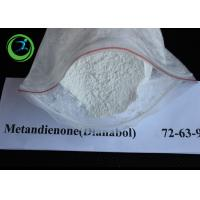 China Injeactable and Oral Anabolic Steroids Bodybuilding Methandrostenolone Dianabol Dbol White Powder on sale