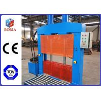 China Vertical Hydraulic Cutting Machine One Year Warranty For PVB Blocks Guillotine Cutter wholesale