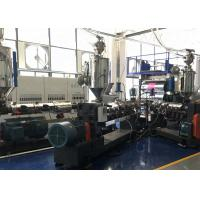 China Powerful Plastic Extrusion Machine High Performance Eco - Friendly wholesale