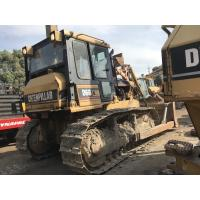 China Original Colour Second Hand Construction Equipment  D6g Old Caterpillar Bulldozer wholesale