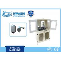 China Electrical Transformer Automatic MIG Tig Welder , for E-I Type Transformer Lamination on sale