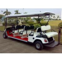 China 6+2 seaters gasoline 250CC engine golf cart wholesale