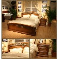 China Casa Series Bed Furniture, Classic Bedroom Furniture wholesale