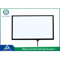 China ITO Film 4 Wire Resistive Touch Panel Capacitive Touch Pad Analogue Type wholesale