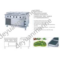 Marine Cooking range Electric Equipment Marine Galley Equipment With Oven