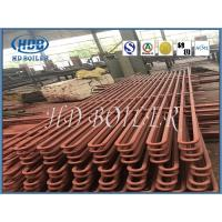 China Corrosion Boiler Economizer With Pipe Clamps , Carbon Steel Economizer In Boiler wholesale
