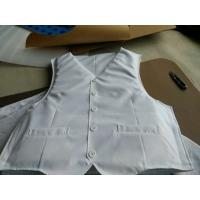 China lightweight concealed anti bullet vest body armor on sale