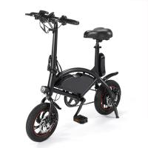 China 12 Inch 36V Folding Electric Bicycle Aluminum Alloy Frame wholesale