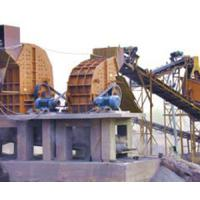 China Iron ore crushing plant designed for South Africa on sale